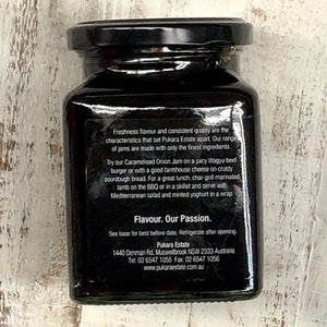 Pukara Estate Caramelised Onion Jam 330g - Rosalie Gourmet Market