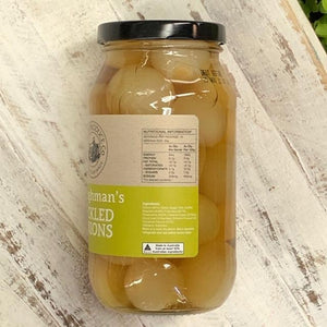 Valley Produce Co Pickled Onions 510g - Rosalie Gourmet Market