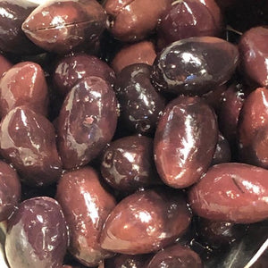 Colossal Kalamata Olives (with pits in brine) - Rosalie Gourmet Market