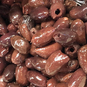 Kalamata Olives (pitted in brine) - Rosalie Gourmet Market