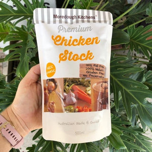 Moredough Kitchens - Chicken Stock 500ml - Rosalie Gourmet Market