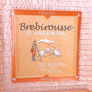 Brebirousse d'Argental (Washed Rind Sheep)- approx size 125g - Rosalie Gourmet Market