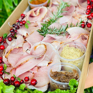 Grandmother's Ham Platter (GF, DF) - Rosalie Gourmet Market