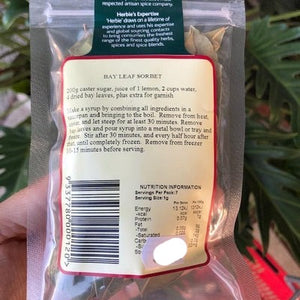 Herbies - Bay Leaves (Whole Turkish) 7g - Rosalie Gourmet Market