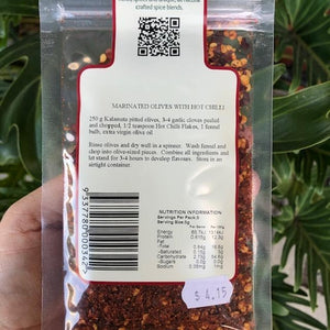 Herbies - Chilli Flakes (Hot Birds Eye) 25g - Rosalie Gourmet Market