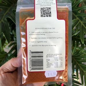 Herbies - Cayenne Pepper (Hot Chilli blend) 40g - Rosalie Gourmet Market