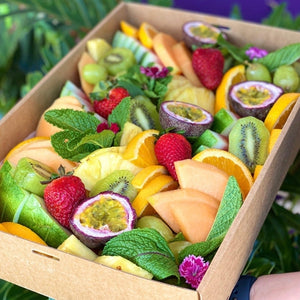Seasonal Fresh Fruit Platter - Rosalie Gourmet Market