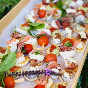 Mixed Cold Canape Box - Rosalie Gourmet Market