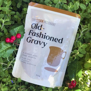 Old Fashioned Gravy