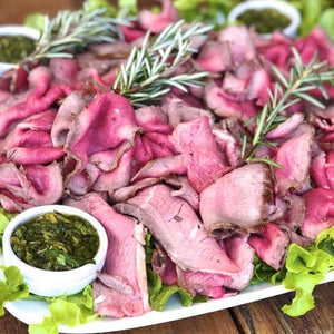 Rosemary Salted Sirloin Roast (whole piece) - Rosalie Gourmet Market