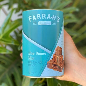 Farrah's After Dinner Mint Fudge 150g - Rosalie Gourmet Market