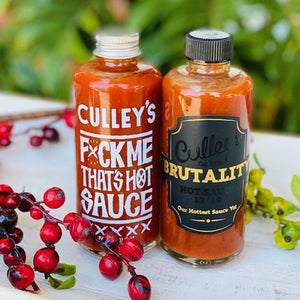 Culley's F*ck Me That's Hot Sauce - Rosalie Gourmet Market