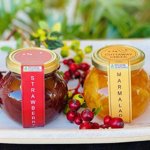 Cuttaway Creek Three Fruits Marmalade 220g - Rosalie Gourmet Market