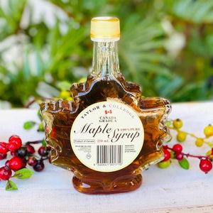 Maple Syrup 100% Pure - Taylor & Coledge 250ml - Rosalie Gourmet Market
