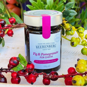 Beerenberg Fig & Pomegranate for Cheese 190g - Rosalie Gourmet Market