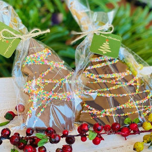 Maleny Chocolate Co - Milk Chocolate Christmas Tree - Rosalie Gourmet Market