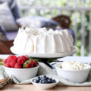 Jocelyn's Pavlova Shell