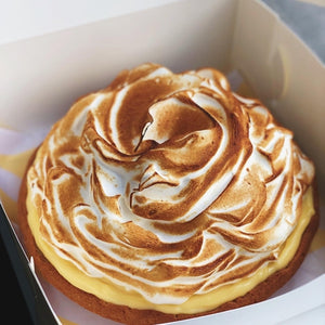 Pie Hole's Lemon Meringue Pie