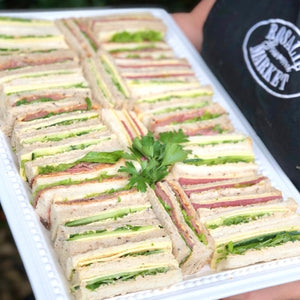 Ribbon Sandwiches - Classic Fillings - Rosalie Gourmet Market