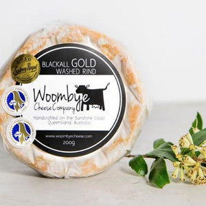 Woombye Blackall Gold - Washed Rind