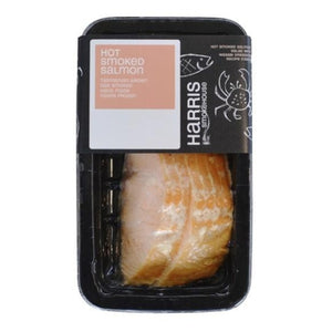 Harris Smokehouse Hot Smoked Salmon (approx 160g)
