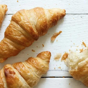 French Butter Croissants