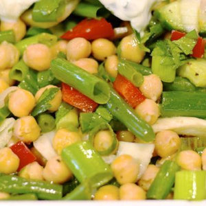 Chickpea Salads-Catering-Rosalie Gourmet Market-Classic-Rosalie Gourmet Market
