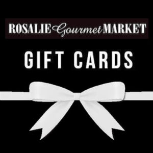 Gift Cards-Hampers & Gifts-Rosalie Gourmet Market-$20-Rosalie Gourmet Market