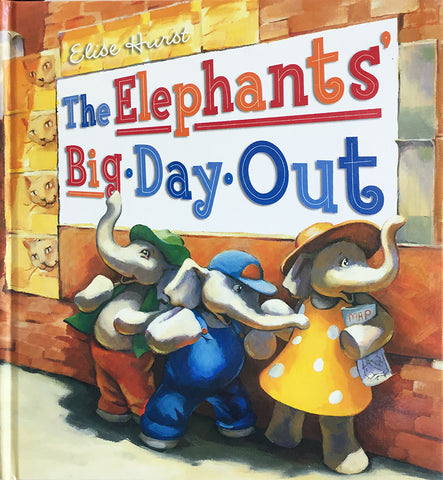 The Elephants' Big Day Out