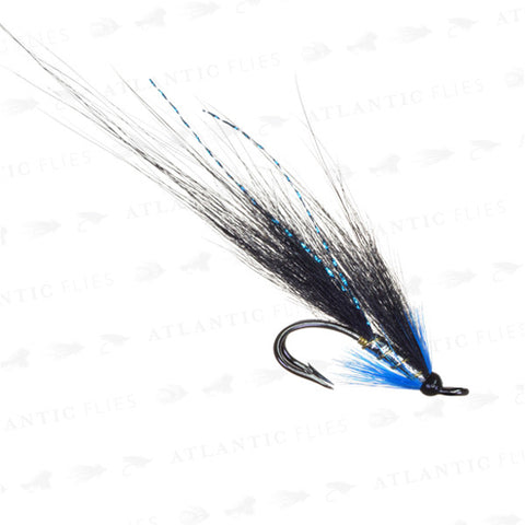 Black and Blue Mustad