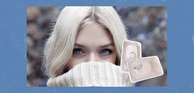 Help You Wear Contacts Well in Winter