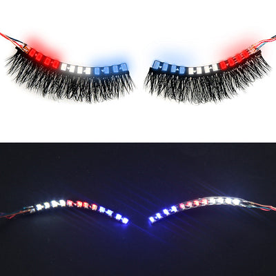Micro® Eye Circle Lens Led Luminous Eyelashes B2288