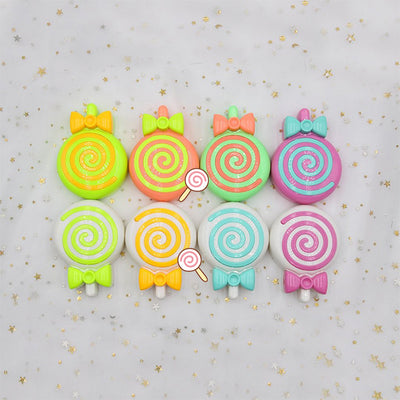 Micro® Eye Circle Lens Color Lollipop Contact Case B0485