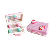 Ice - cream Suitcase Contact Case MI0487
