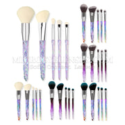 Micro® Eye Circle Lens Diamond Makeup Brushes B02055