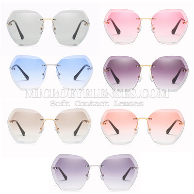 Micro® Eye Circle Lens Microeyelenses Sunglasses II B02249