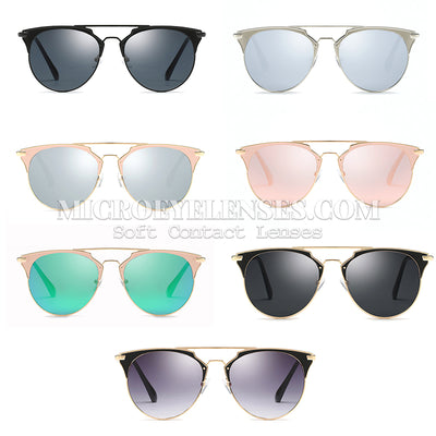 Micro® Eye Circle Lens Microeyelenses Sunglasses I B02248