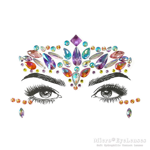 Micro® Face Jewels B2251