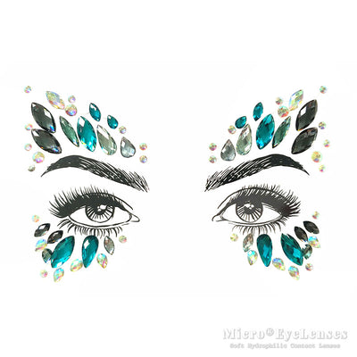 Micro® Face Jewels B2260