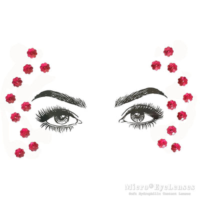 Micro® Face Jewels B2261