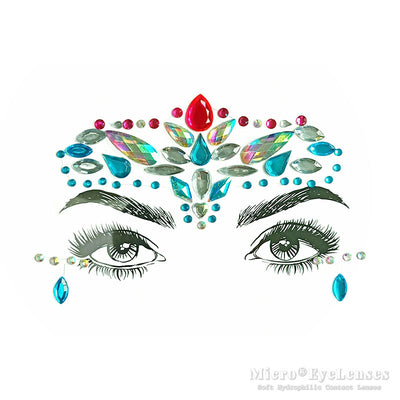 Micro® Face Jewels B2272