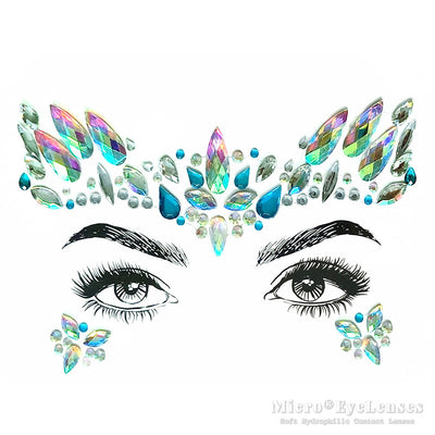 Micro® Face Jewels B2280