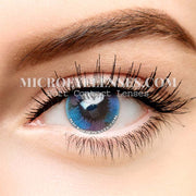 Micro® Eye Circle Lens Mermaid Tears Pink Dream Colored Contacts Lens M0576
