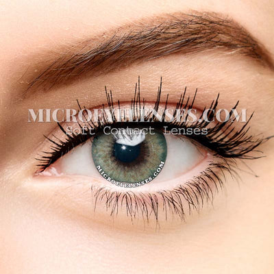 Micro® Eye Cheap Circle Lens PRO Khaki Natural Colored Contacts Lens M0057