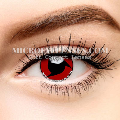 Micro® Eye Circle Lens Sharingan Itachi Cosplay Naruto Uchiha Shisui Colored Contacts Lens M0619