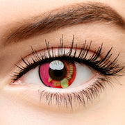 Micro® Eye Circle Lens Dimension Pink Cosplay Colored Contacts Lens M0639