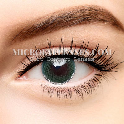 Micro® Eye Circle Lens TTDeye Polar Lights Green II  Natural Colored Contacts Lens M079