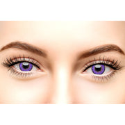 Micro® Eye Circle Lens Icy Purple Dream Colored Contacts Lens M0861