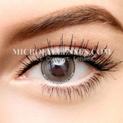 Micro® Eye Circle Lens Soft Harajuku Storm Brown Cosplay Colored Contacts Lens M01072