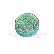 Micro® Eye Circle Lens Sparkling Contact Case B02044